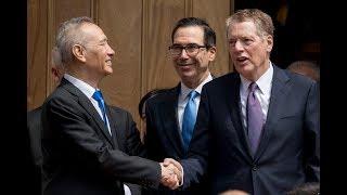 时事看台(林枫):美中原则上达成首阶段贸易协议,待特朗普最后拍板