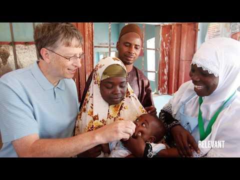 RELEVANT News: The Gates Foundation Paid to Eradicate Polio in Nigeria