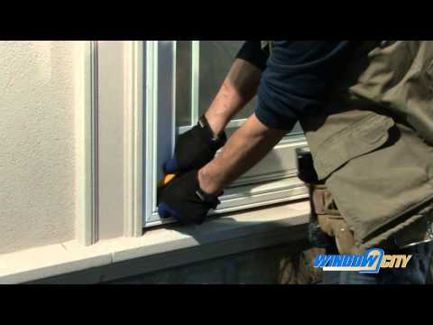 Installation: Casement Windows