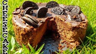 Najlepsi Cheesecake / Cokoladovo cokoladovy cheesecake s oreom / Varenie s Mukim / DIY