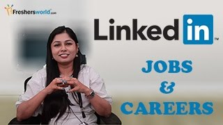 LINKEDIN – Recruitment Notifications,Social Network jobs, IT Jobs, Walkin, Career, Oppurtunities