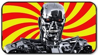 Roblox Super Hero Tycoon -Terminator And Boss Battles Gameplay - I'll be back