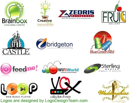 company logo design ideas and inspiration - Company Logo Design Ideas