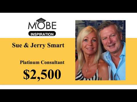Diamond Consultants Sue & Jerry Smart Enjoy Their Lifestyle Business Lives With Another $2500