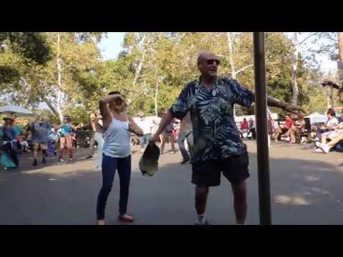 Santa Barbara Greek Festival, 2016 ~ Tsiftetelli & Ζεϊμπέκικο!!