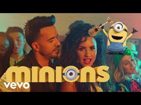 Échame La Culpa Minions Cover | Luis Fonsi ft. Demi Lovato