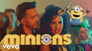 Échame La Culpa Minions Cover   Luis Fonsi ft. Demi Lovato