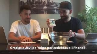 iphone 7 unboxing y review en espaol