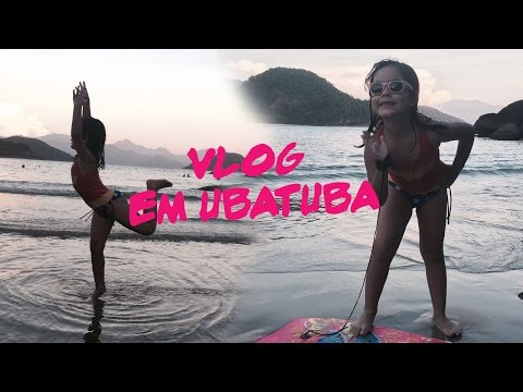 Um Dia Em Ubatuba Por Larissa Prieto ❤ #VlogDaLari