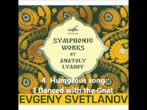Lyadov 8 Russian Folk Songs