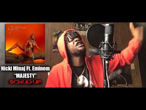 Nicki Minaj - Majesty (ft. Eminem &...