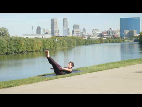 "Tribute to Joseph Pilates - ""Susan Holewinski"""