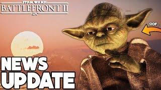 HERO UPDATE! HvV Changes AGAIN, Original Trilogy Capital Supremacy and More! Star Wars Battlefront 2