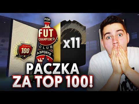 PACZKI ZA TOP 100 oraz ZA 125k! 6x WALKOUT!