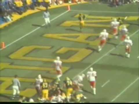 1987: Michigan 49 Wisconsin 0