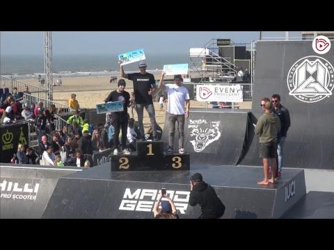 Pro Freestyle The Hague 2018 - UCI BMX Freestyle Final
