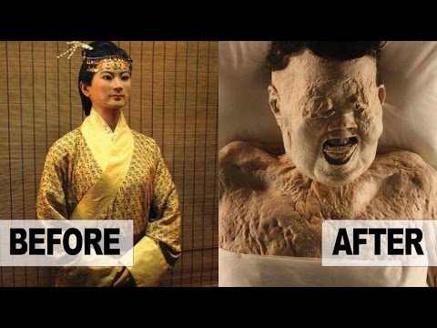 2,000 Year Old 'Immortal' Mummy STILL Has SOFT Skin & OWN Hair