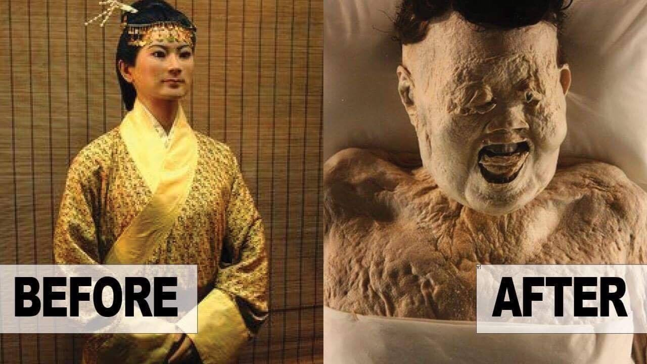 2 000 year old 39 immortal 39 mummy still has soft skin own for Best old pictures