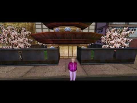 Игра - Барби Секретный Агент. Все уровни подряд.