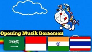 Tidak Pernah Terbayang!! Opening Doraemon Versi 4 Ngara ini bikin gemes