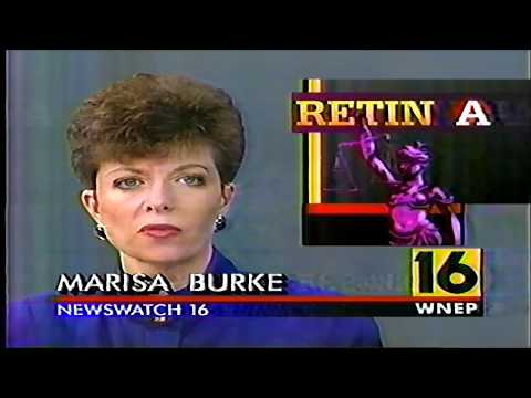 WNEP 11PM News April 10th 1995 |ARCHIVE|