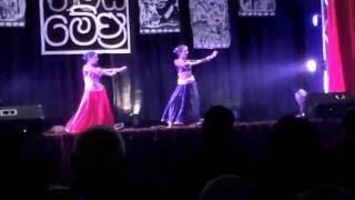 Aa Tayar Hoja - dance by Hansi & Shesha