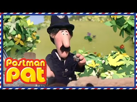 Postman Pat and the Popular Policeman   Postman Pat Official   Postman Pat Full Episodes
