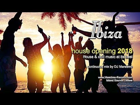 DJ Maretimo - Ibiza House Opening 2018 (Full Album) HD, 3 Hours, Balearic Deep House Music