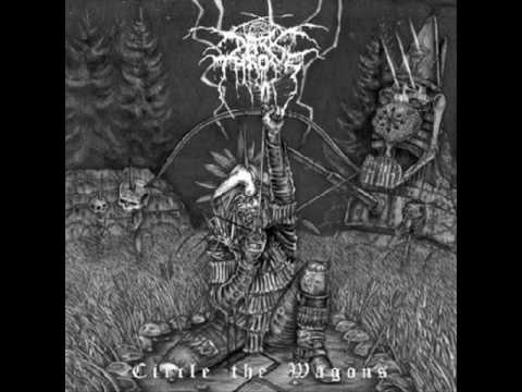 Darkthrone  I Am the Graves of the 80s