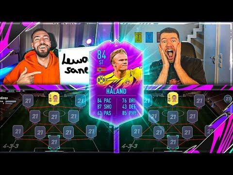 FIFA 21: HALAND Squad Builder Battle 🔥🔥 Proownez vs Wakez !!