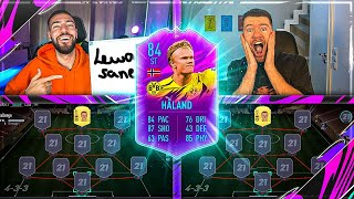 FIFA 21: HALAND Squad Builder Battle 🔥🔥 Proownez vs Wakez !!