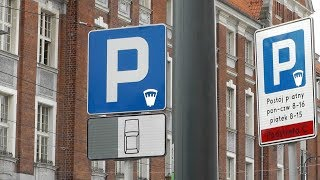 Po pierwsze Olsztyn - parkowanie w Strefie Płatnego Parkowania