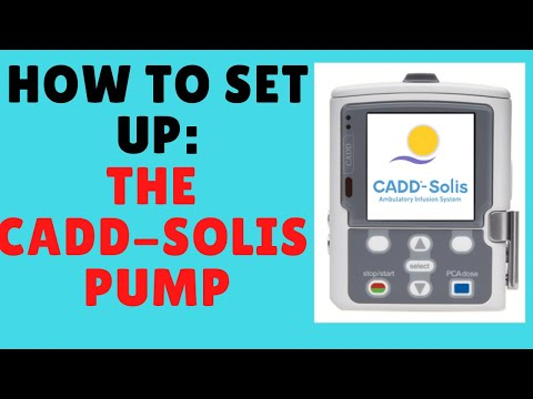 how-to-set-up-the-cadd-solis-pump