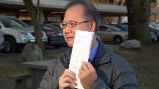 Former B.C. politician tells of being detained in China