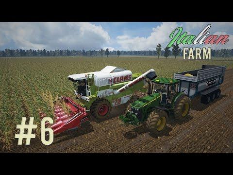 Italian FARM - Trebbiamo il mais #6