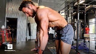 V-Taper Vacuum & Abdominal Training | Chase Bergner