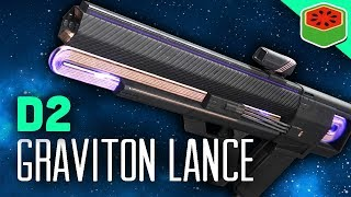 graviton lance new dubstep exotic   destiny 2 gameplay
