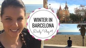 BARCELONA IM WINTER #1  So verbringe ich mein Wochenende in Barcelona