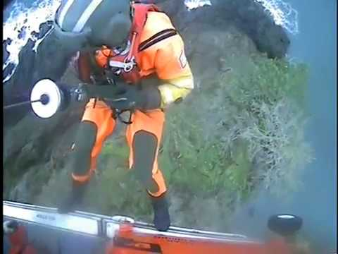 Coast Guard rescues two men stranded on Pewetole Island