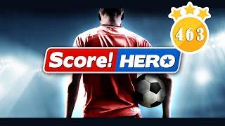Score! Hero - level 463 - 3 Stars screenshot 3