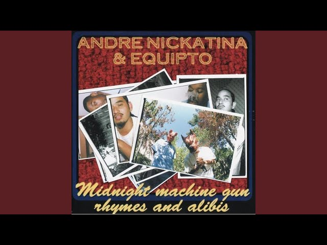 Andre Nickatina Equipto Wut U Mean Lyrics Genius Lyrics