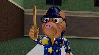 ROBLOX PIGGY SLEEPY PONY JUMPSCARE - Roblox Piggy RolePlay
