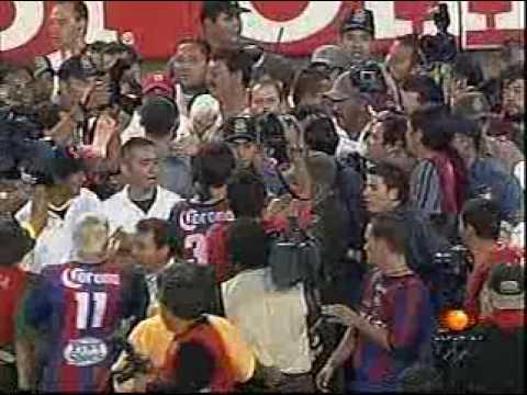 Atlante vs Chivas Cuartos de final 2004