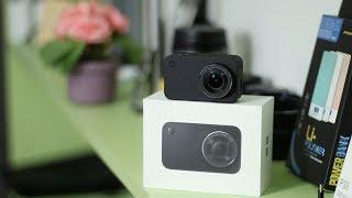 САМЫЙ ПОДРОБНЫЙ ОБЗОР Xiaomi Mijia Camera Mini 4K ► Очень крутая новинка СЯОМИ