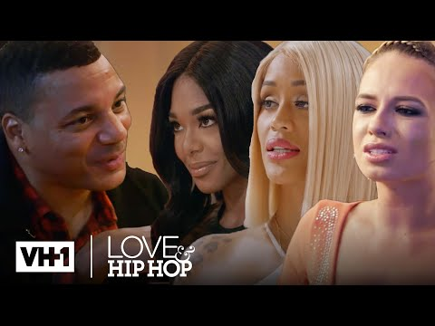 8 Scandalous Times Rich Dollaz Was Creeping With A Co-Star | VH1 Ranked | #AloneTogether