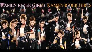 KAMEN RIDER GIRLS - SAITE (Instrumental) KAMEN RIDER GIRLS Kamen Ri...