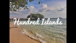 [Travel Vlog] Philippines- Hundred Islands 2019 Alaminos, Pangasinan