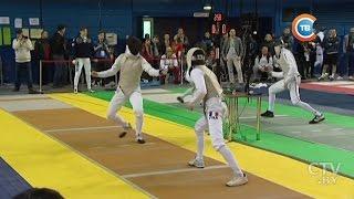 В Минске стартовал чемпионат Европы по фехтованию среди спортсменов до 23 лет