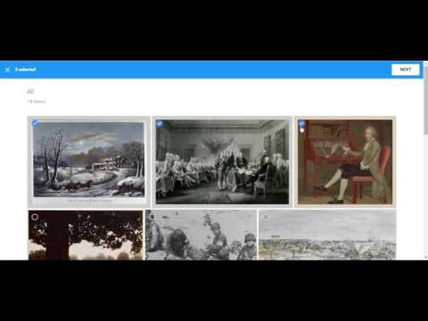 Google Arts and Culture - Curating a Collection