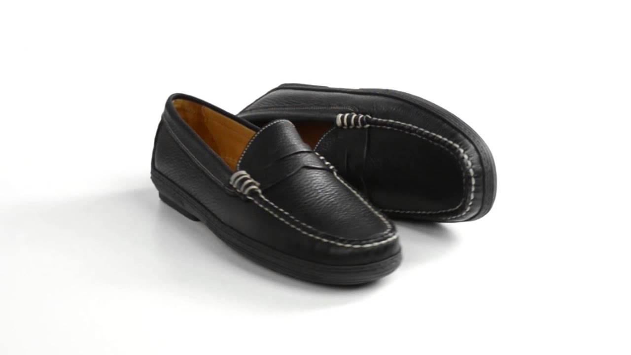 9031975a908 Peter Millar Penny Loafer Shoes - Leather